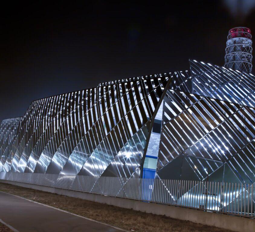 Centrale Teleriscaldamento di Torino