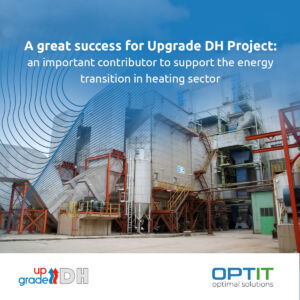 A great success for Upgrade DH Project: an important contributor to support the energy transition in heating sector