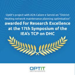 Premiato il progetto di Optit